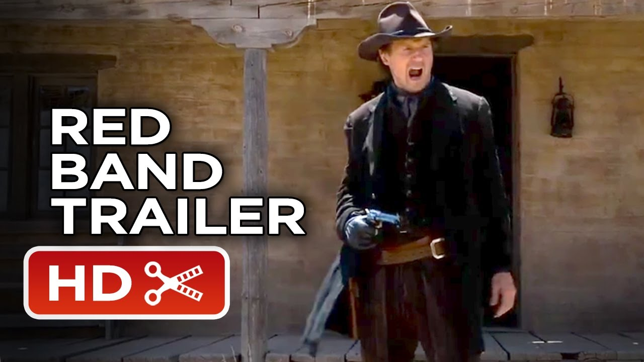 A Million Ways to Die in the West Trailer