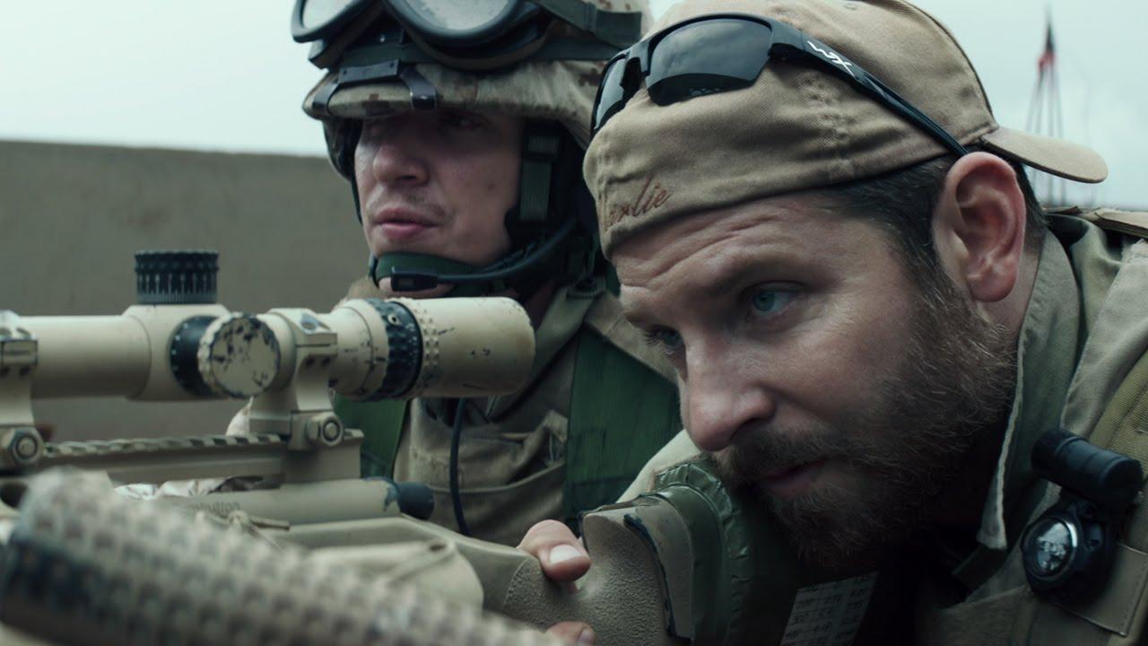 American Sniper Trailer
