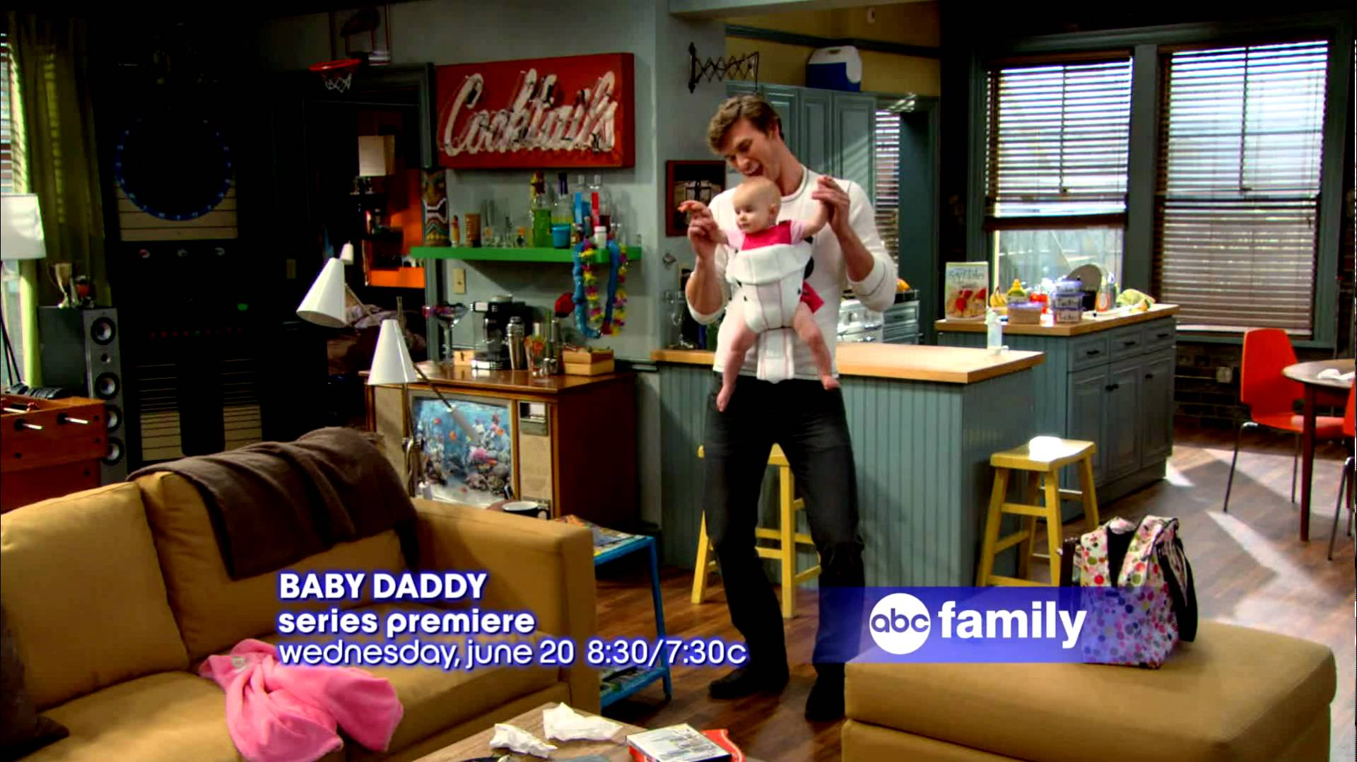 Baby Daddy Trailer