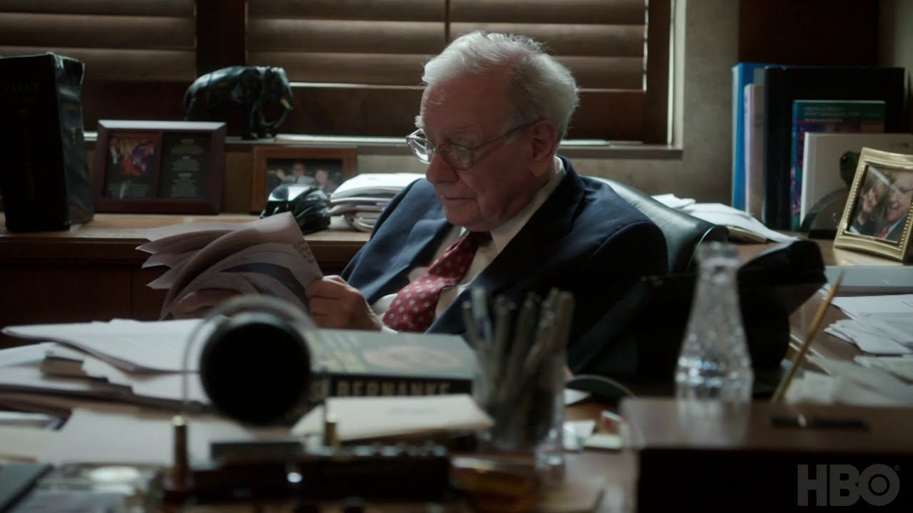 Becoming Warren Buffett Trailer