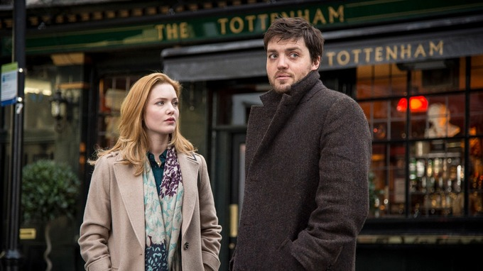 Photo of Cormoran Strike
