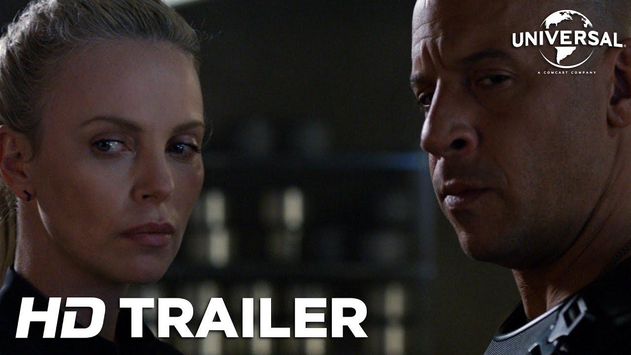 Fast & Furious 8 Trailer