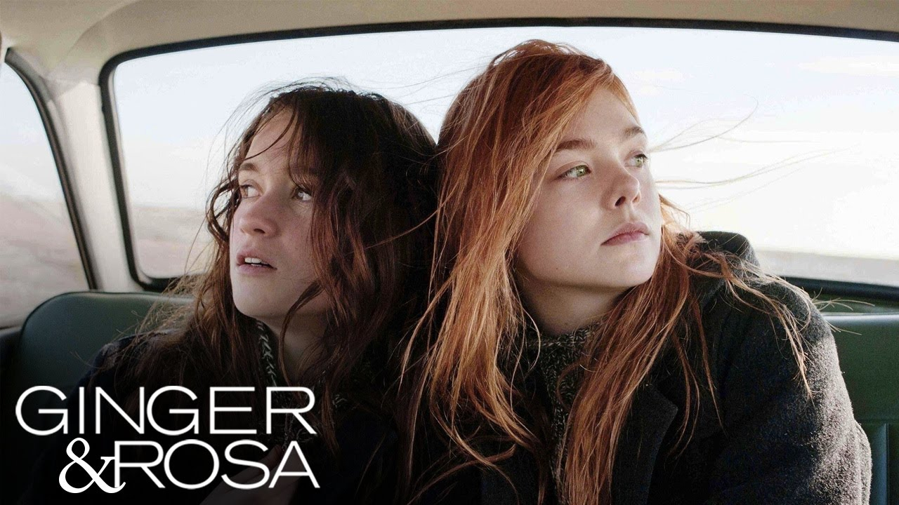 Ginger & Rosa Trailer