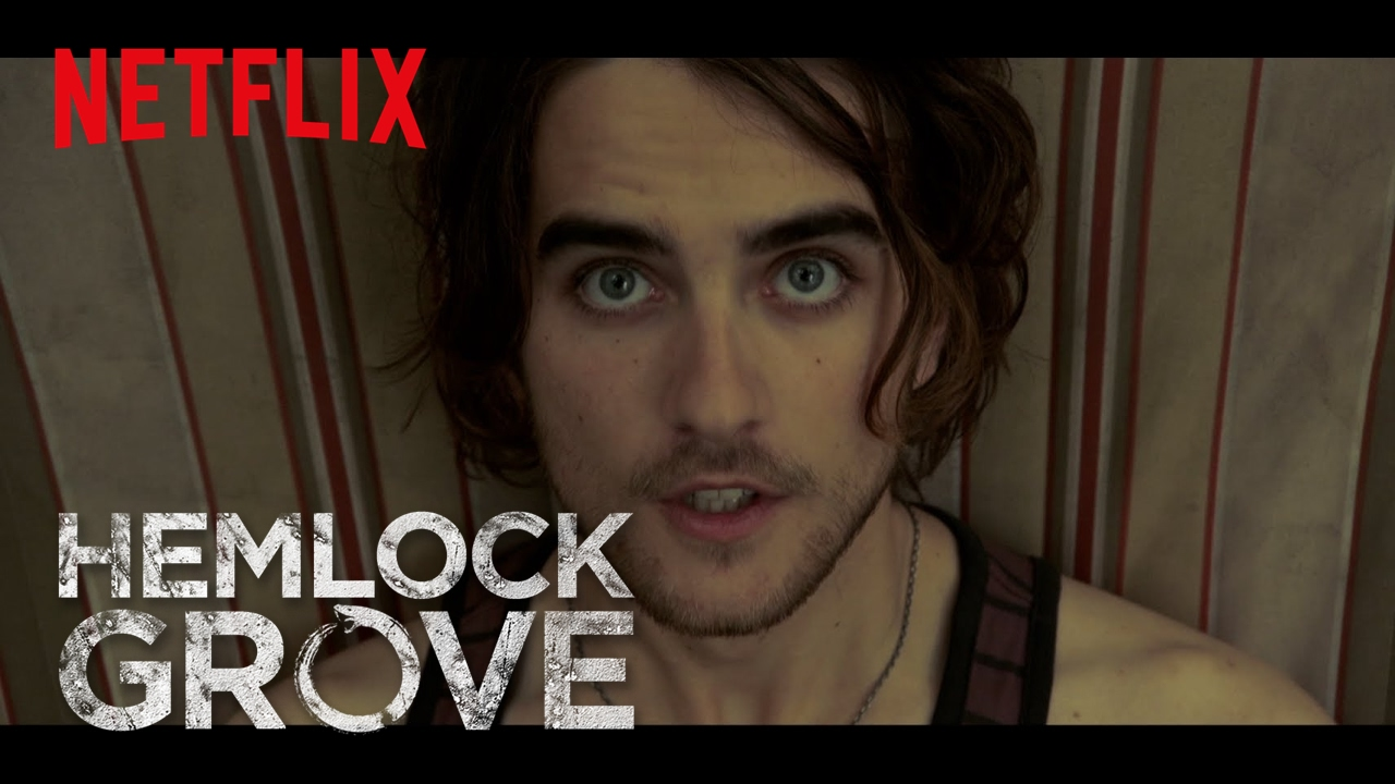 Hemlock Grove Trailer