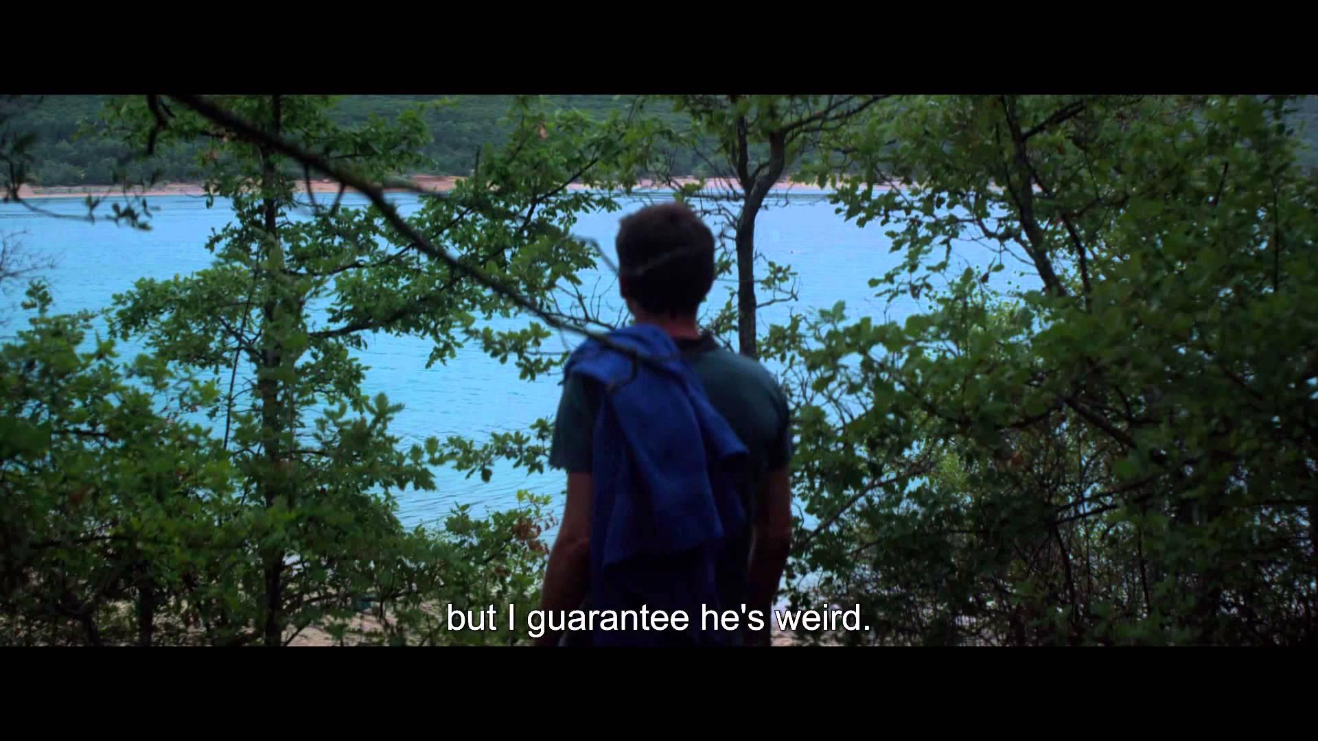 L'inconnu du Lac Trailer