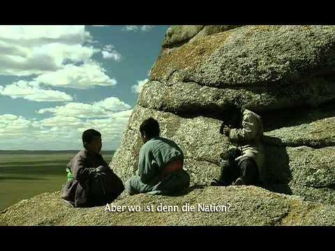 Mongolian Ping Pong Trailer