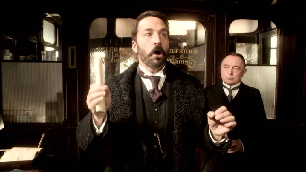 Mr Selfridge Trailer