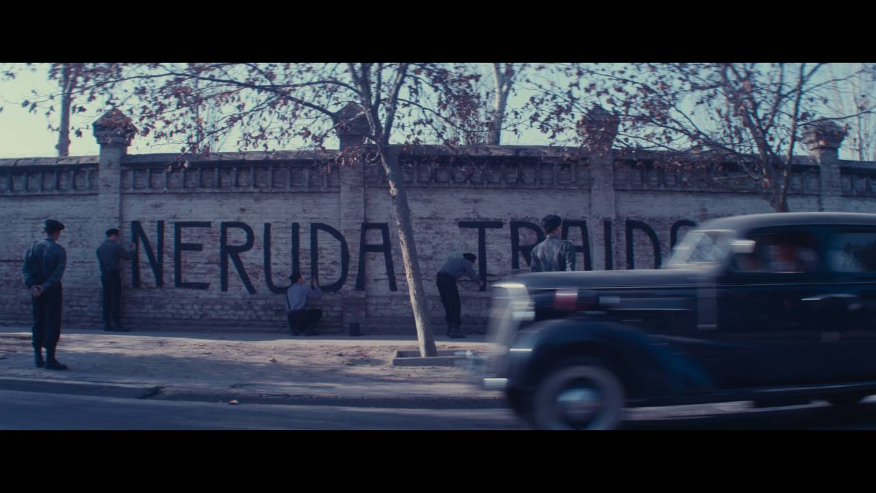 Neruda Trailer