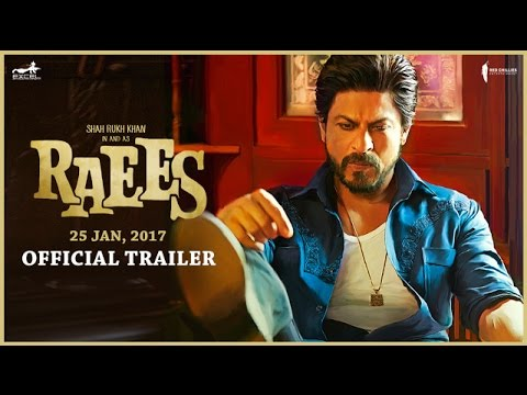 Raees Trailer