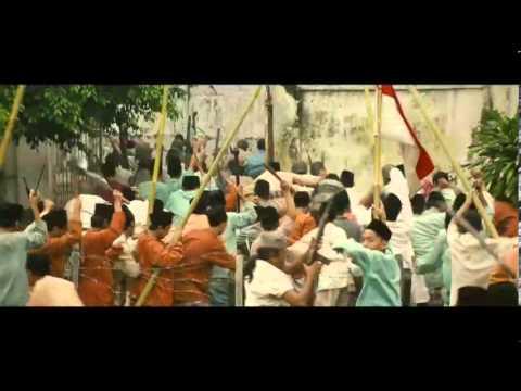Sang Kiai Trailer