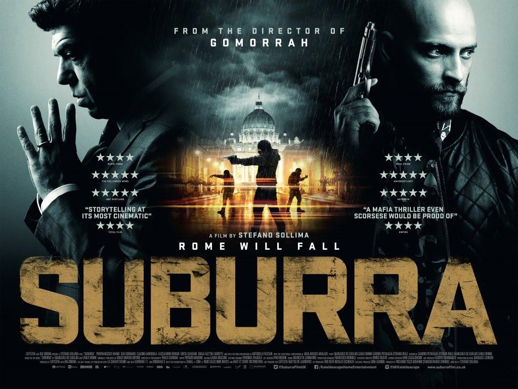 Suburra Trailer