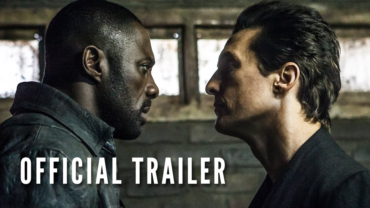 The Dark Tower Trailer