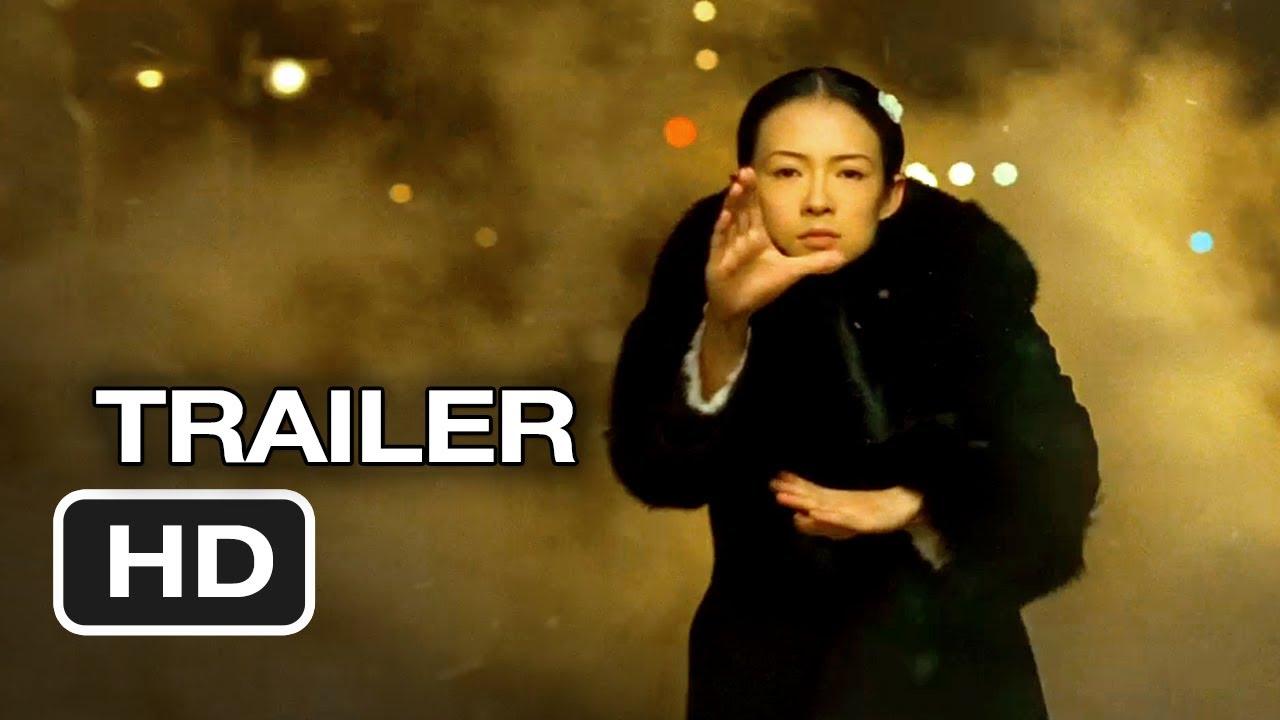The Grandmaster Trailer