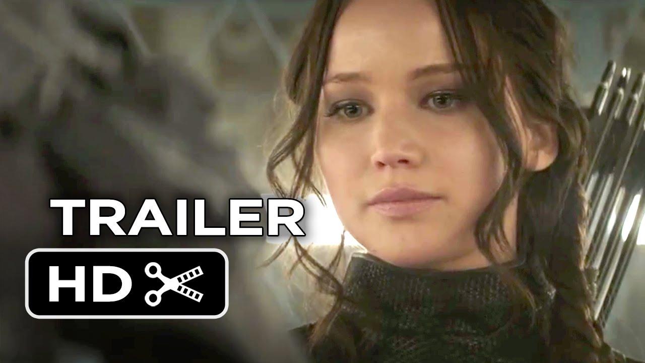 The Hunger Games: Mockingjay – Part I Trailer