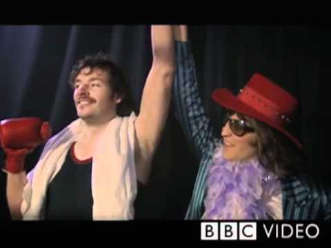 The Mighty Boosh Trailer