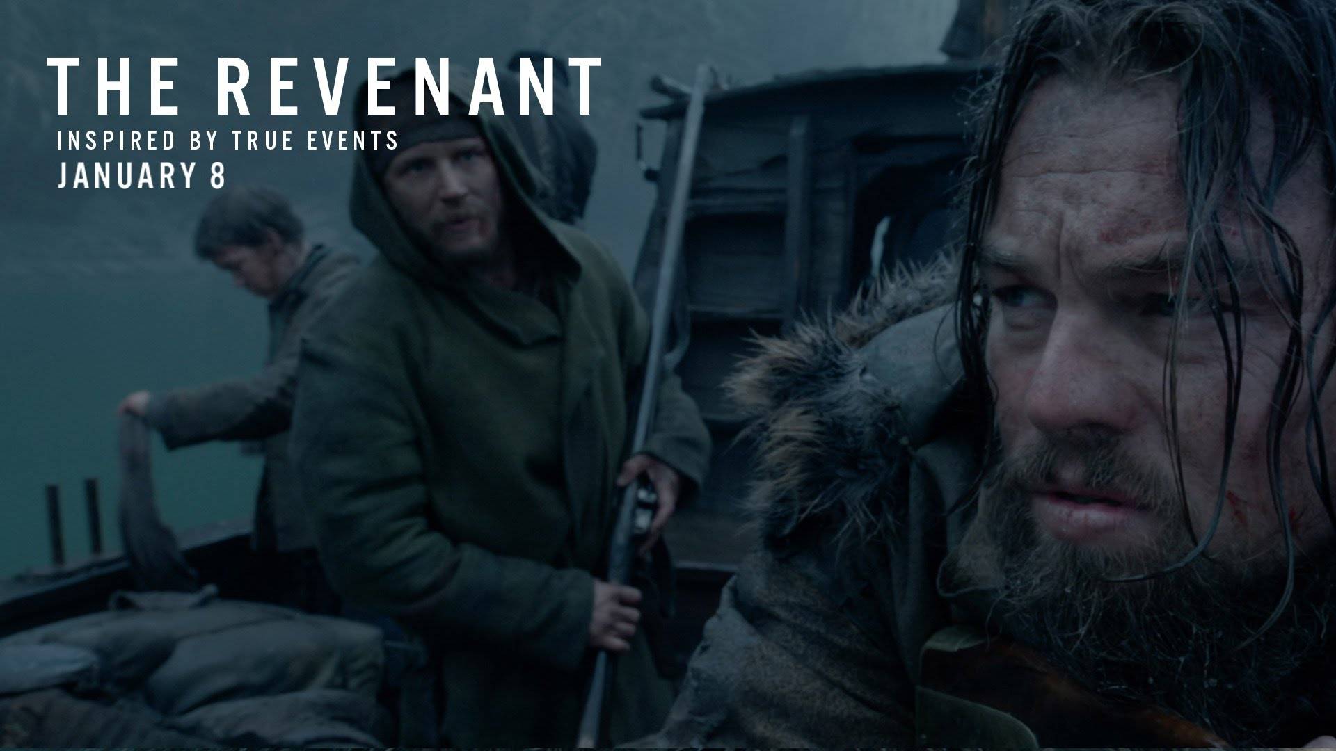 The Revenant Trailer