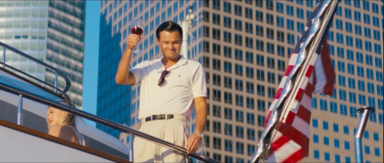 The Wolf of Wallstreet Trailer
