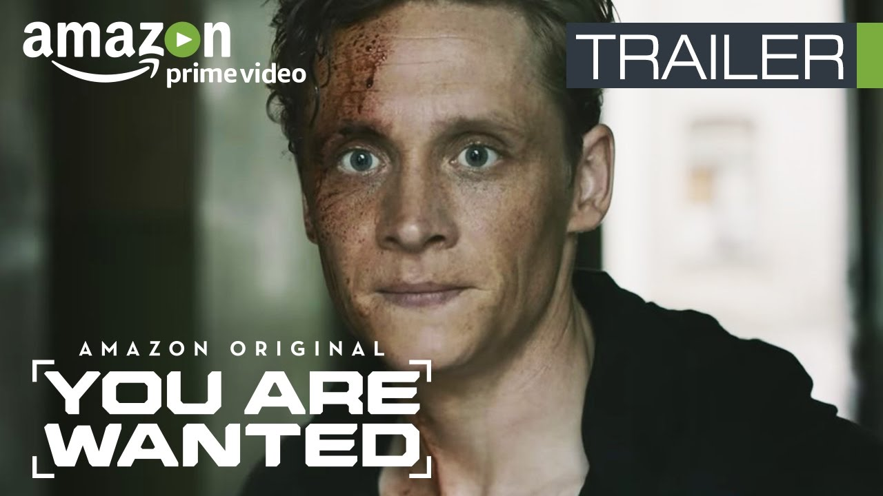 You are Wanted Trailer